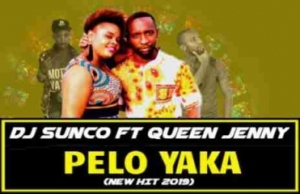 Dj Sunco - Pelo Yaka Ft. Queen Jenny